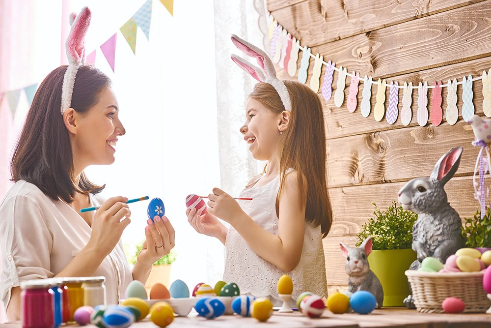 FUN EASTER ACTIVITIES THAT WON'T BREAK THE BANK