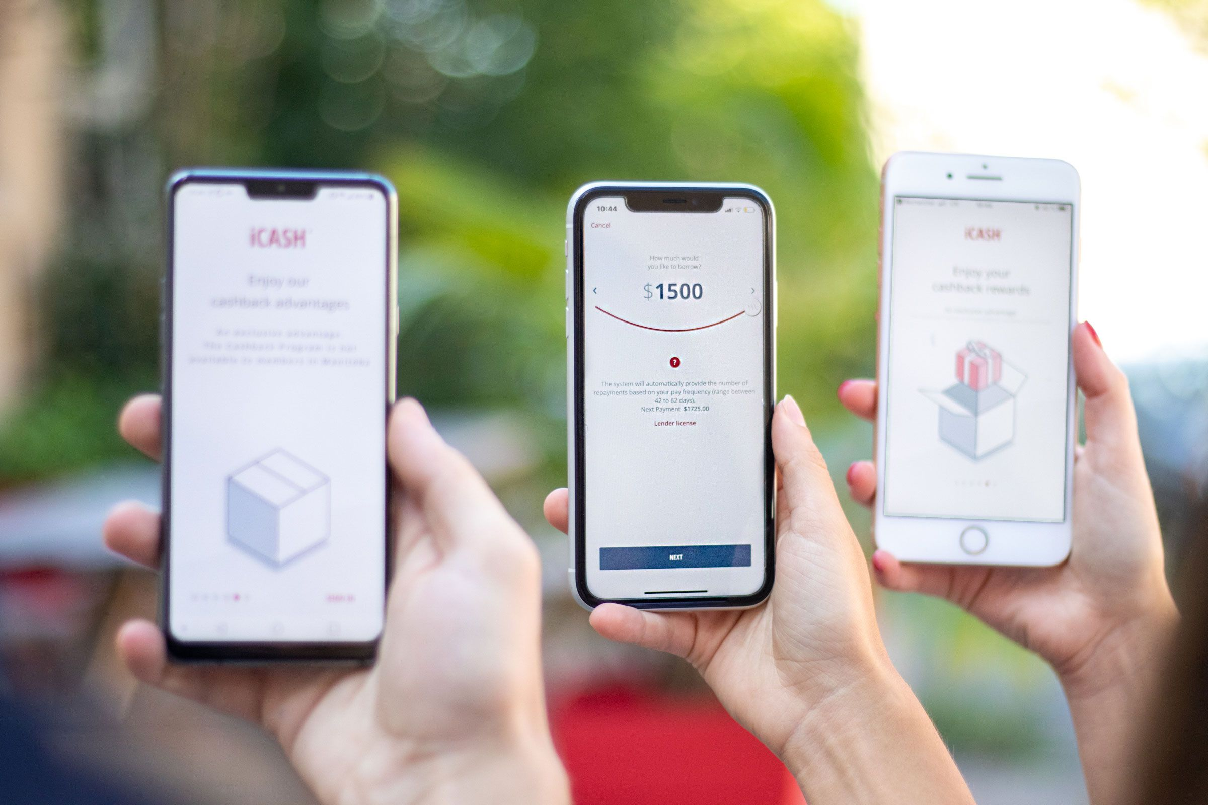 icash-mobile-app