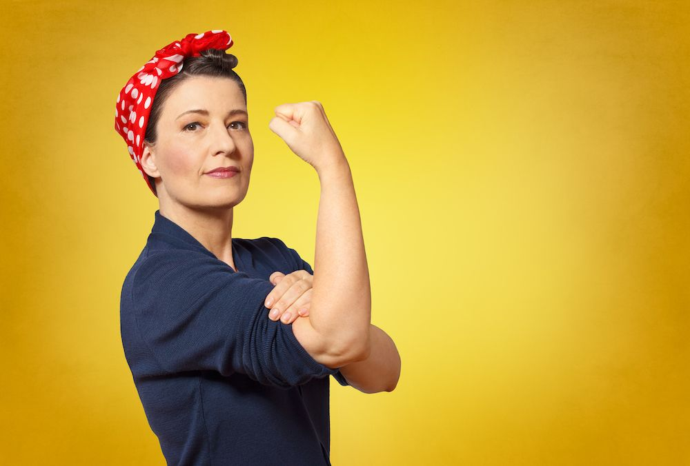 rosie-the-riveter-compressor
