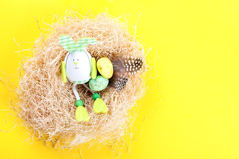 EASTER ACTIVITIES ON A BUDGET DURING COVID19